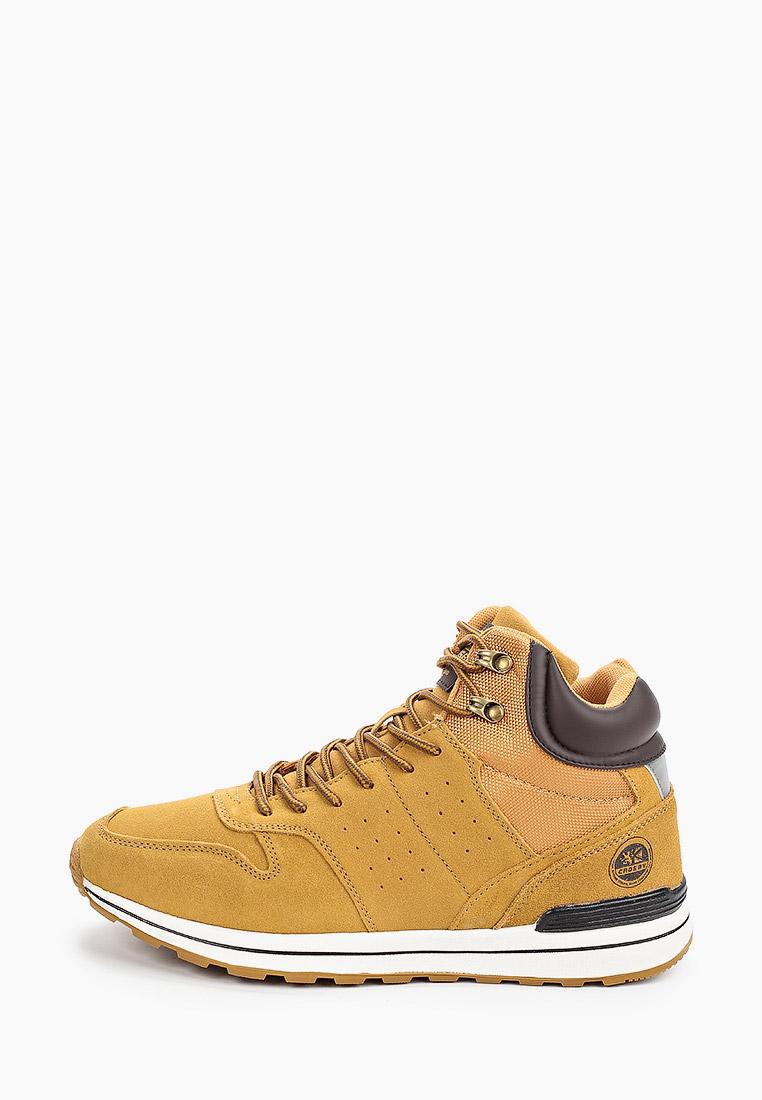 Мужские ботинки CROSBY 498511/01-02