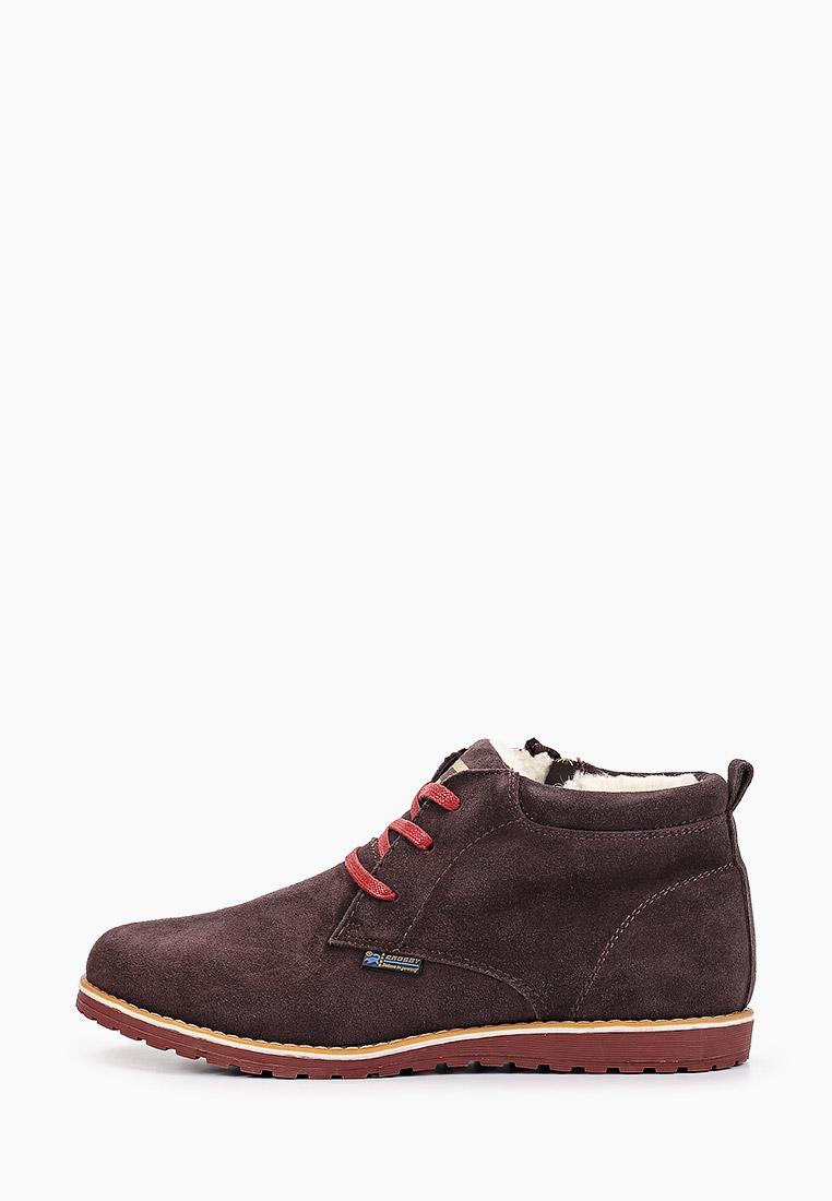 Мужские ботинки CROSBY 498582/01-01