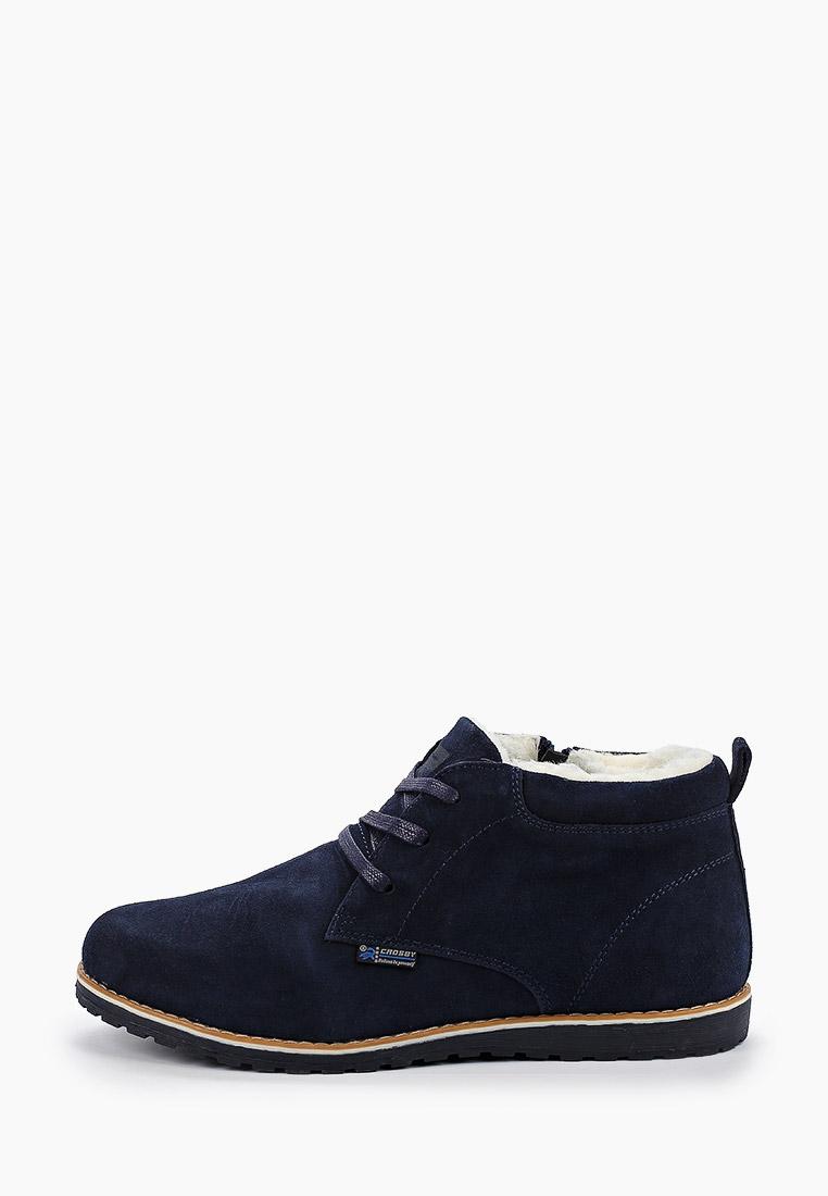 Мужские ботинки CROSBY 498582/01-02