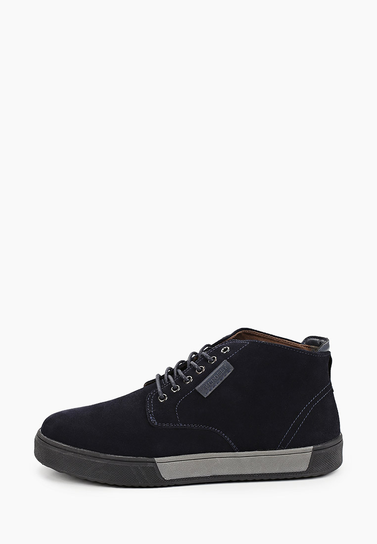 Мужские ботинки CROSBY 408522/01: изображение 1