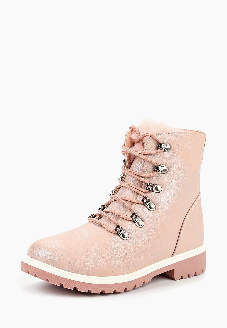 Женские ботинки CROSBY 488483/01-02