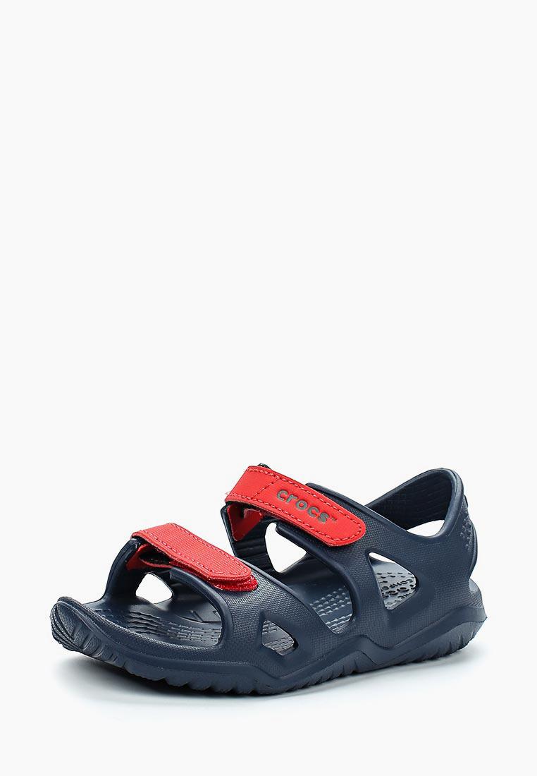Сандалии для мальчиков Crocs (Крокс) 204988-4BA
