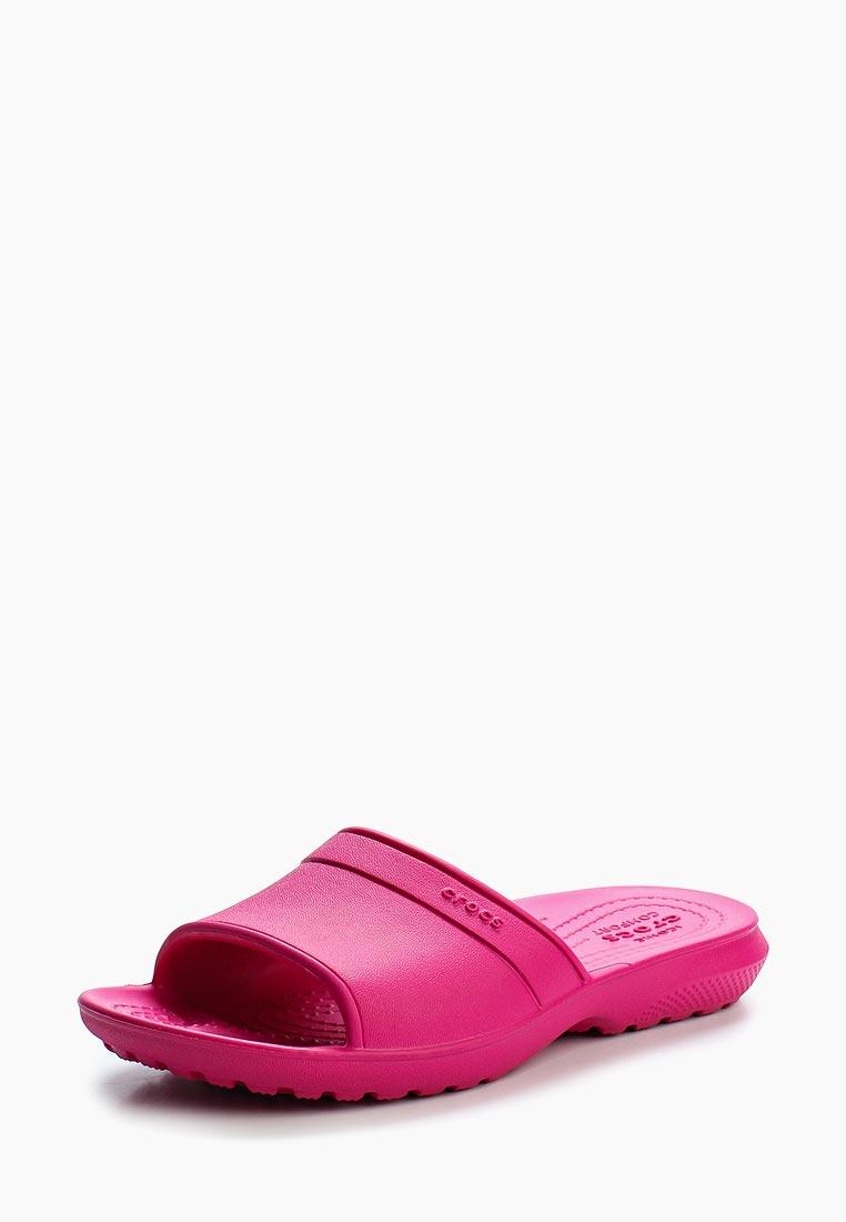 Сланцы для девочек Crocs (Крокс) 204981