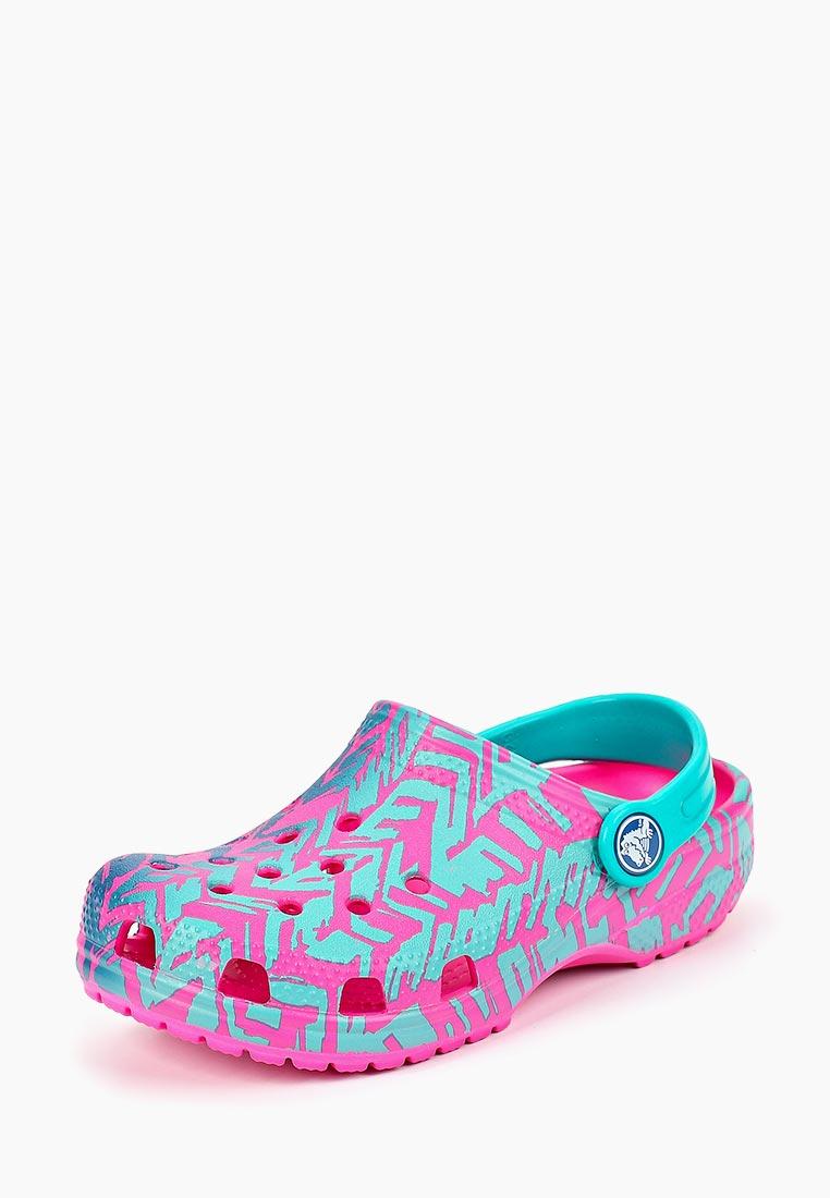 Резиновая обувь Crocs (Крокс) 204816-6L0