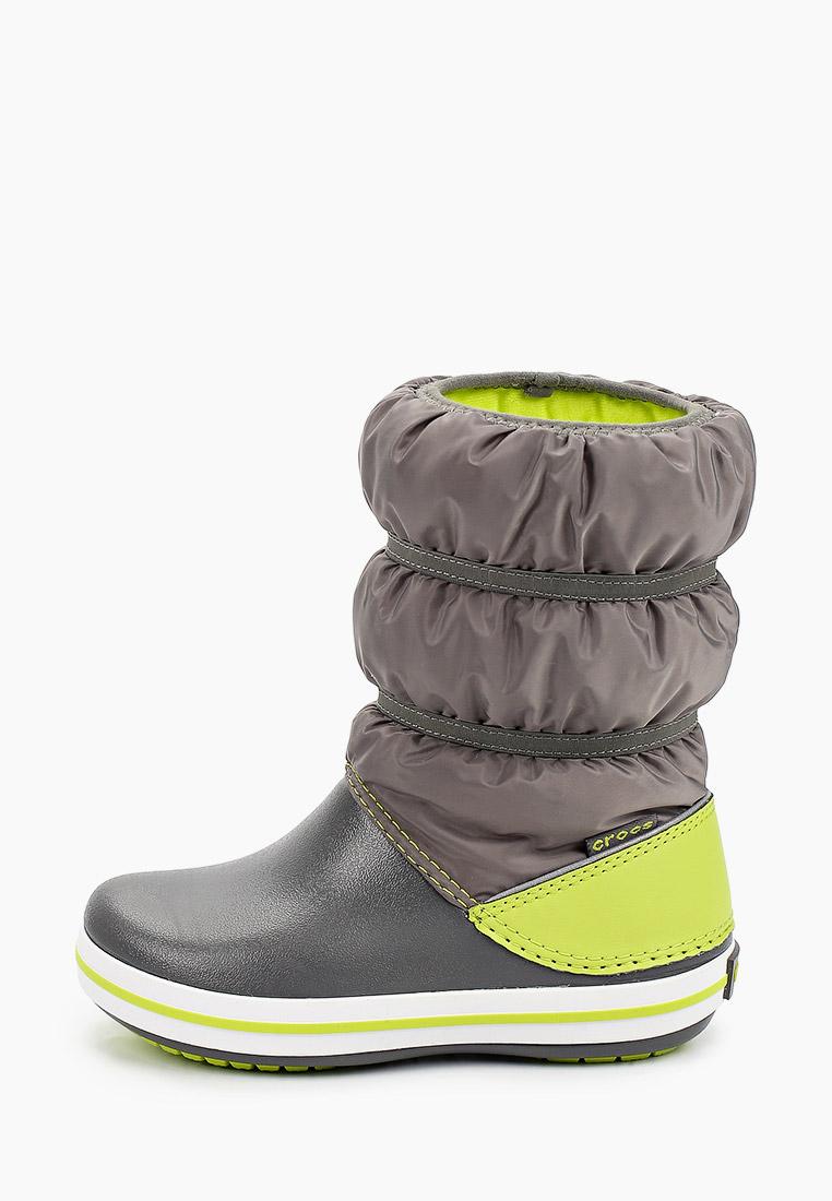 Дутики для мальчиков Crocs (Крокс) 206550