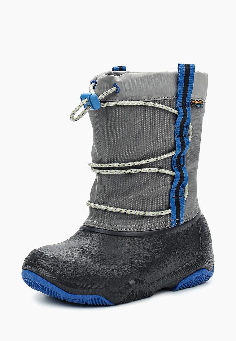 Дутики для девочек  Crocs (Крокс) 204657