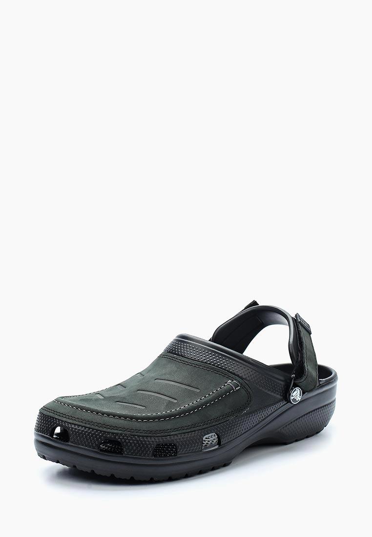 Мужская резиновая обувь Crocs (Крокс) 205177-060: изображение 5