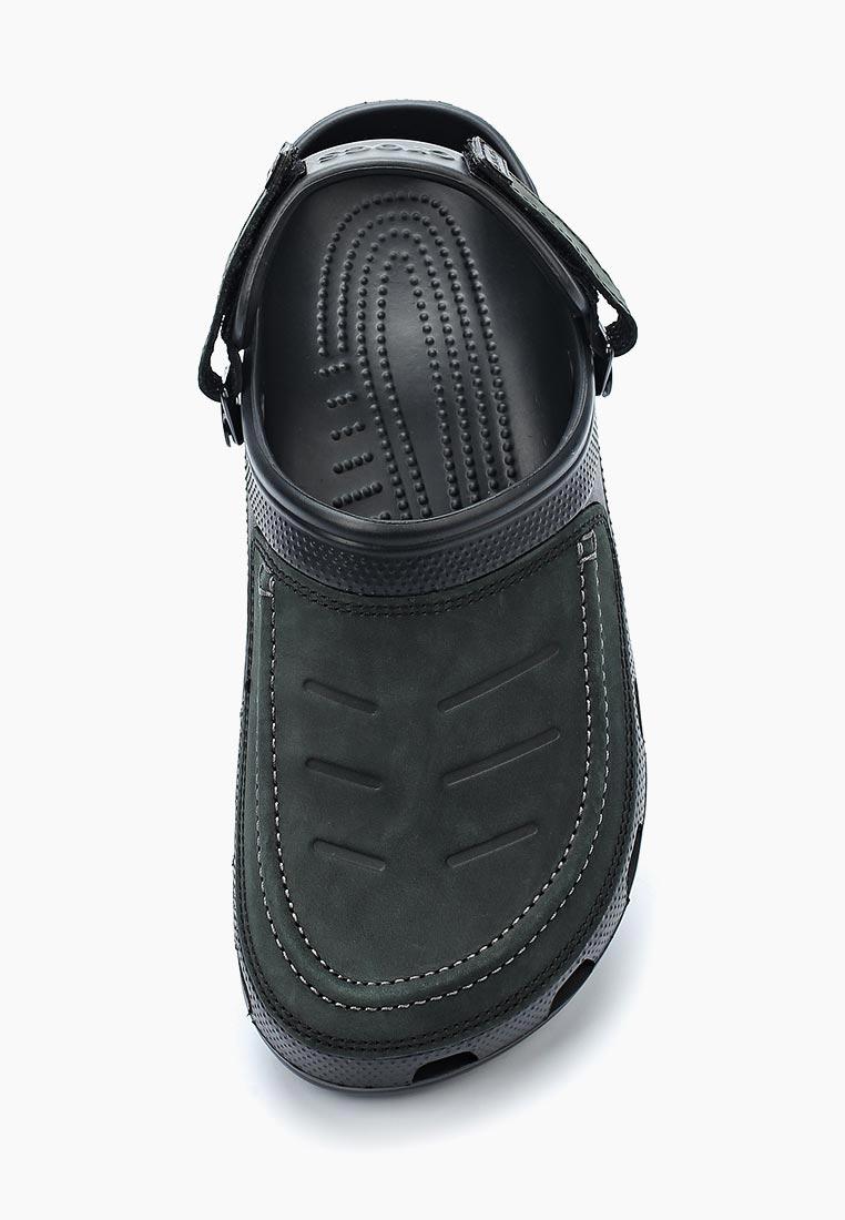 Мужская резиновая обувь Crocs (Крокс) 205177-060: изображение 8