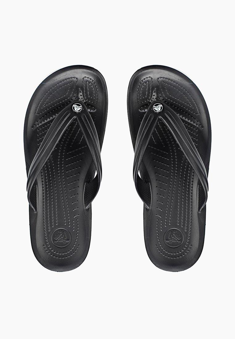 Мужские сланцы Crocs (Крокс) 11033: изображение 3