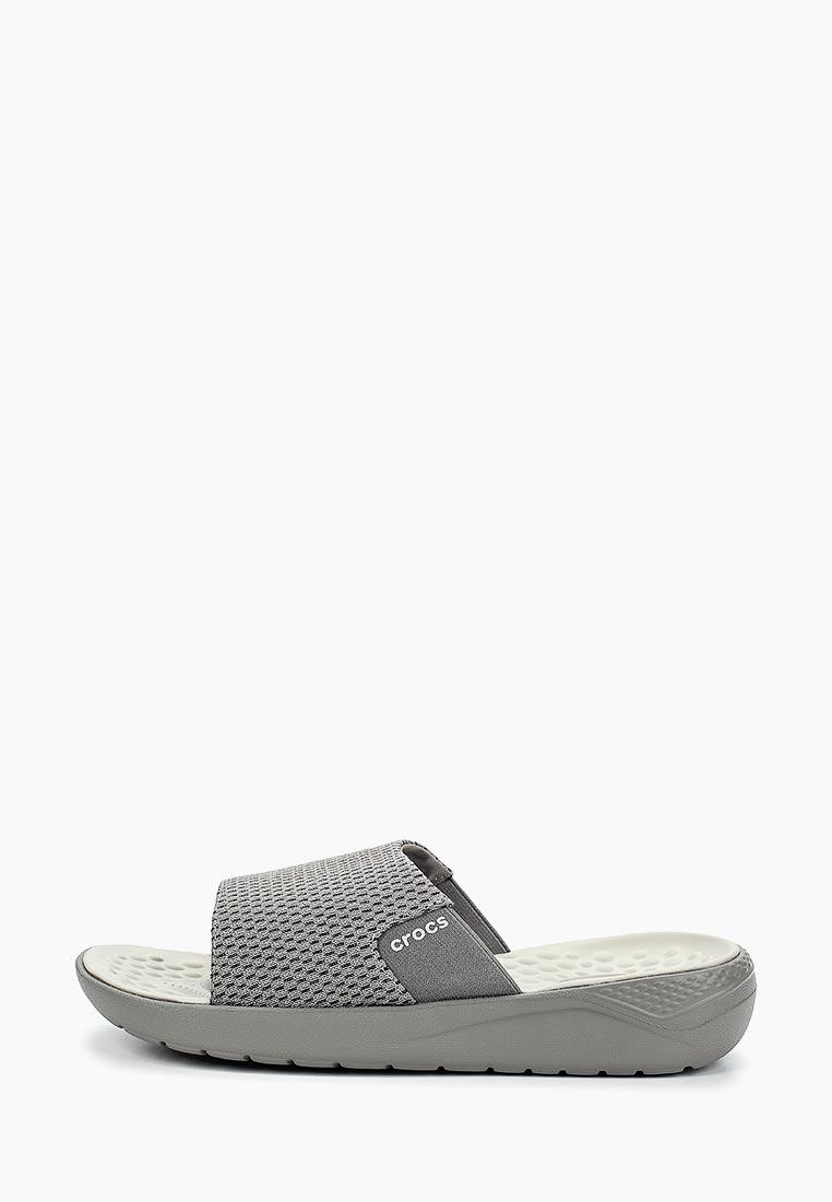 Мужская резиновая обувь Crocs (Крокс) 205611