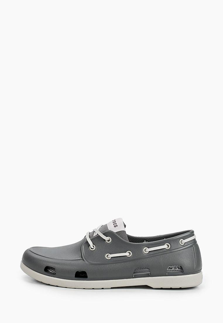 Мужская резиновая обувь Crocs (Крокс) 206338