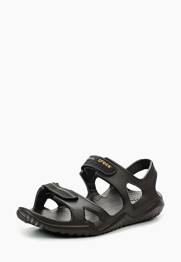 Мужские сандалии Crocs (Крокс) 203965-23K