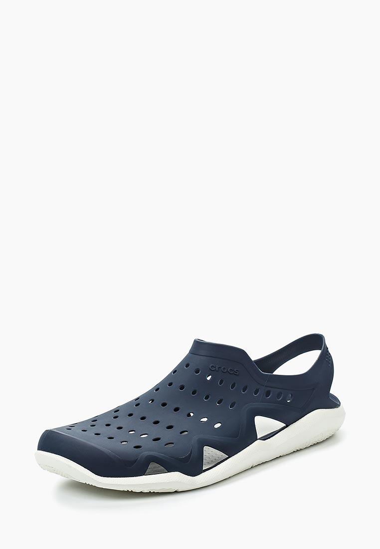 Мужская резиновая обувь Crocs (Крокс) 203963