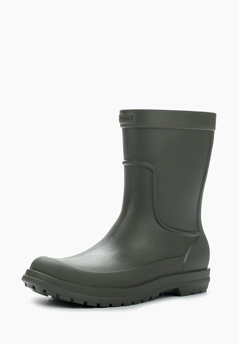 Мужские резиновые сапоги Crocs (Крокс) 204862