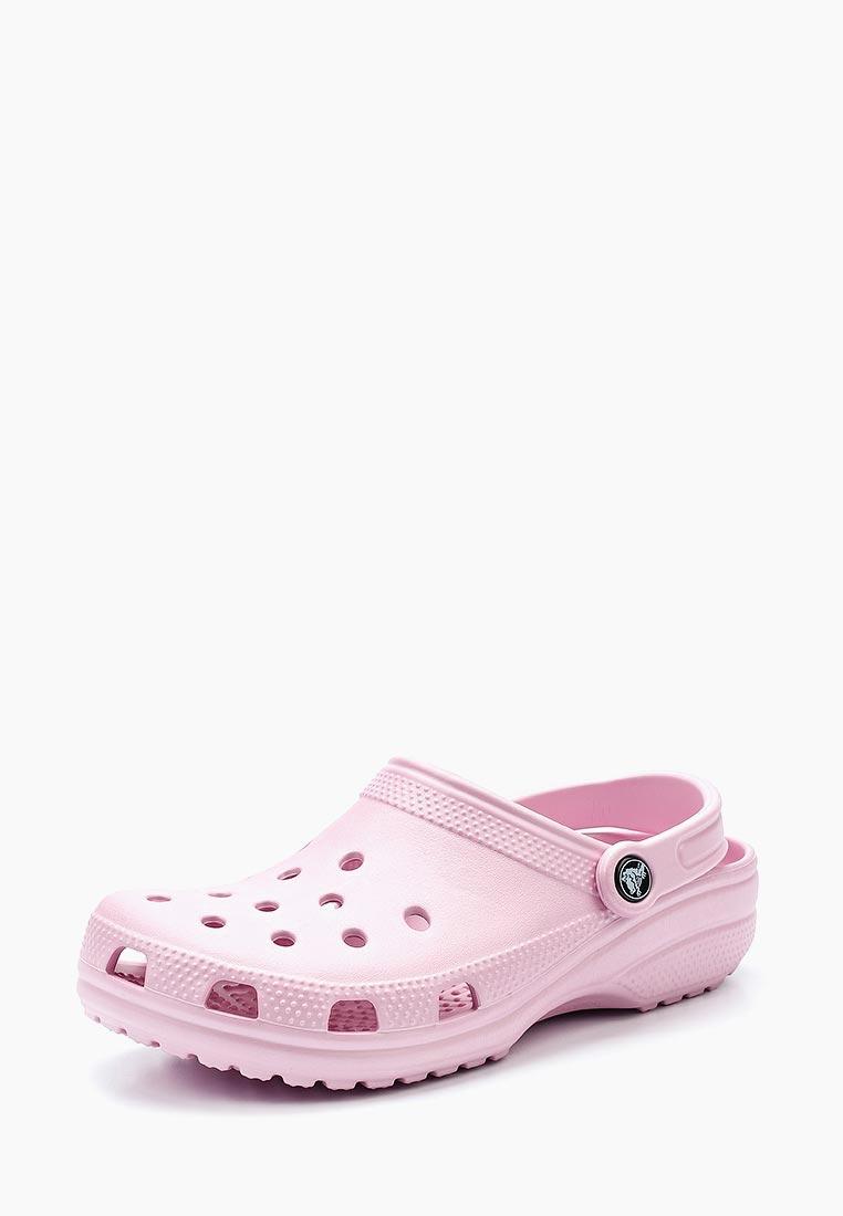 Женская резиновая обувь Crocs (Крокс) 10001