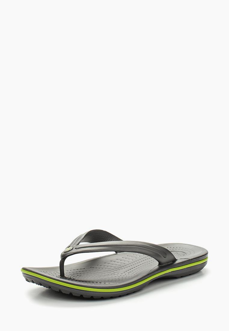 Мужские сланцы Crocs (Крокс) 11033