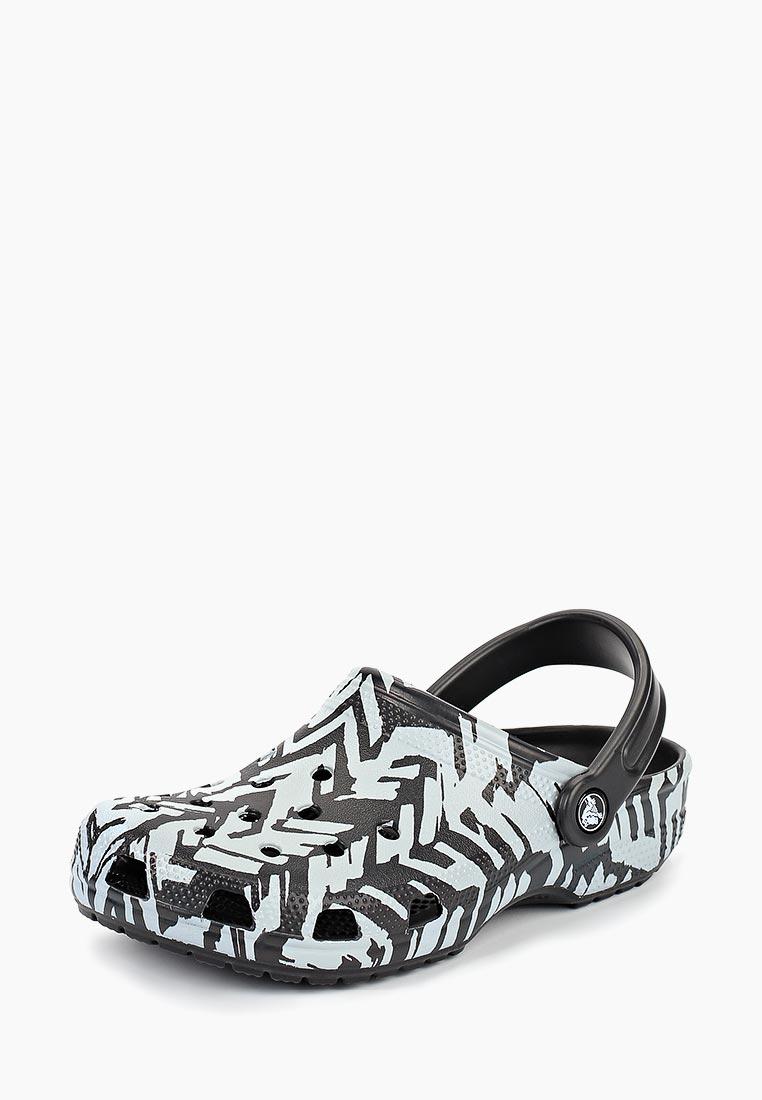 Женская резиновая обувь Crocs (Крокс) 205322-02D