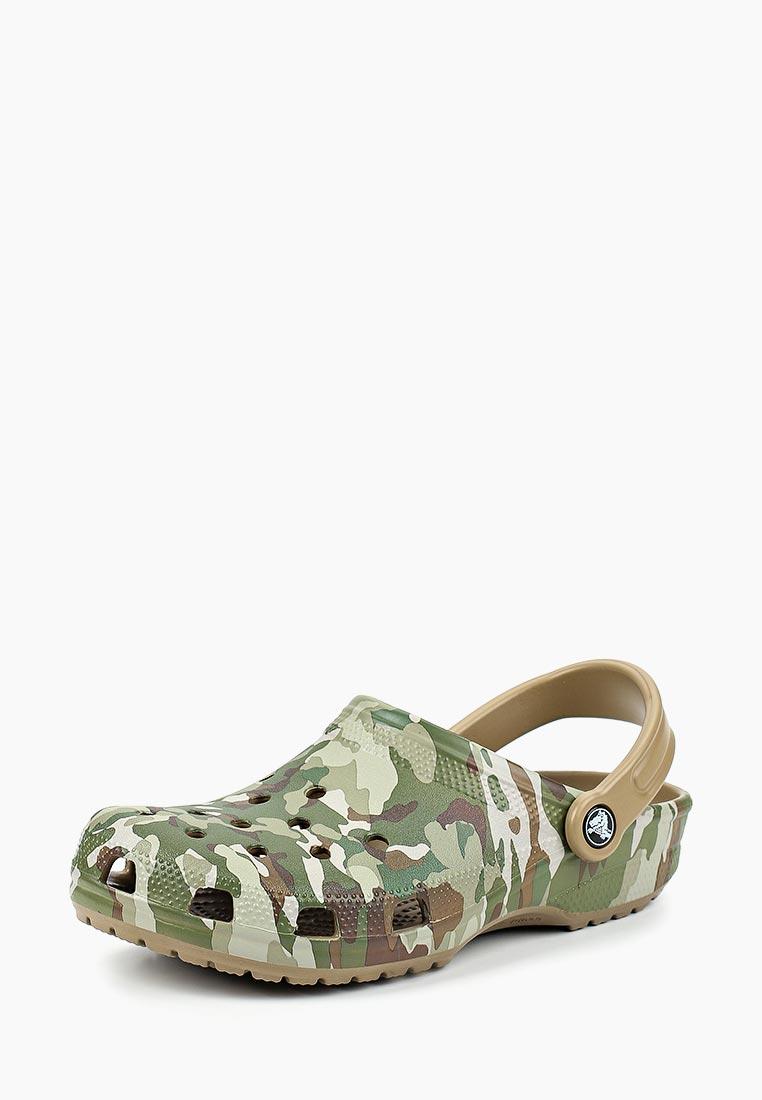 Мужская резиновая обувь Crocs (Крокс) 205322