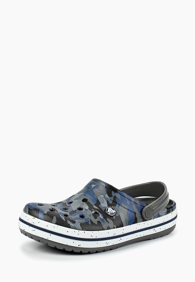 Женская резиновая обувь Crocs (Крокс) 205330-97G