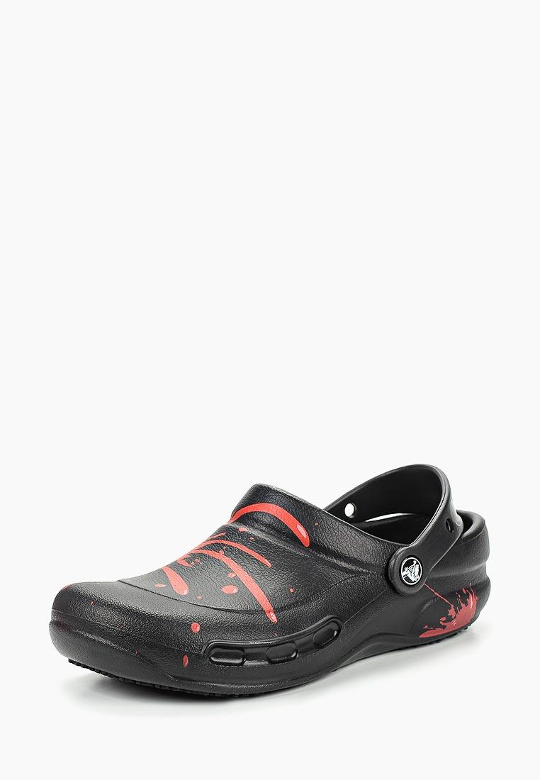 Женская резиновая обувь Crocs (Крокс) 204044-0BU