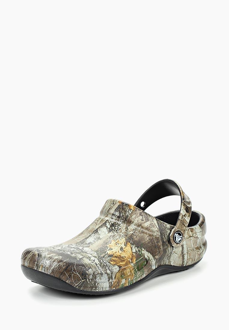 Женская резиновая обувь Crocs (Крокс) 205417-284