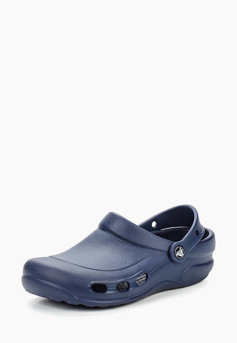 Женская резиновая обувь Crocs (Крокс) 10074-410