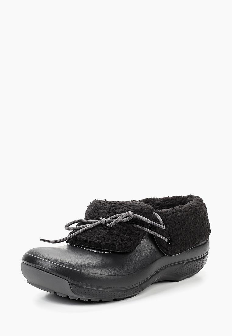 Женская резиновая обувь Crocs (Крокс) 201843-060