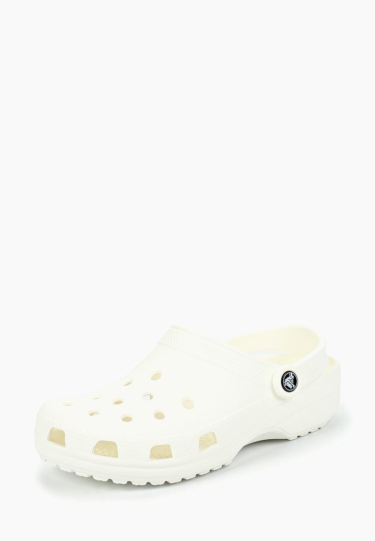 Женская резиновая обувь Crocs (Крокс) 10001-100: изображение 1
