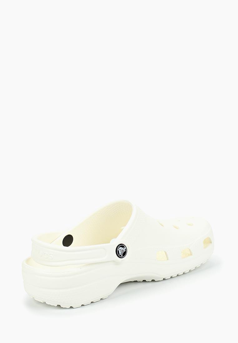 Женская резиновая обувь Crocs (Крокс) 10001-100: изображение 2