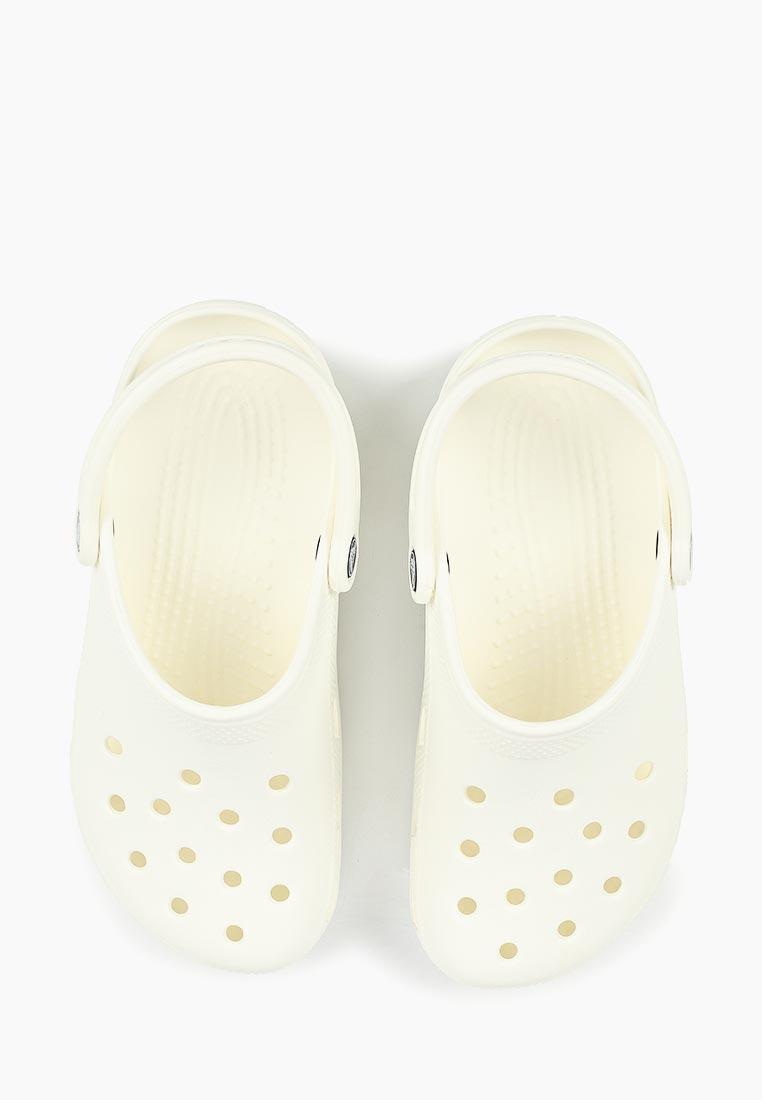 Женская резиновая обувь Crocs (Крокс) 10001-100: изображение 4