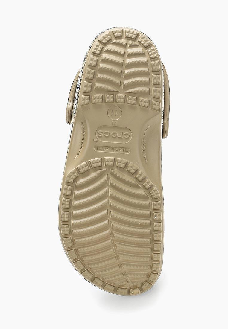 Мужская резиновая обувь Crocs (Крокс) 12132: изображение 4