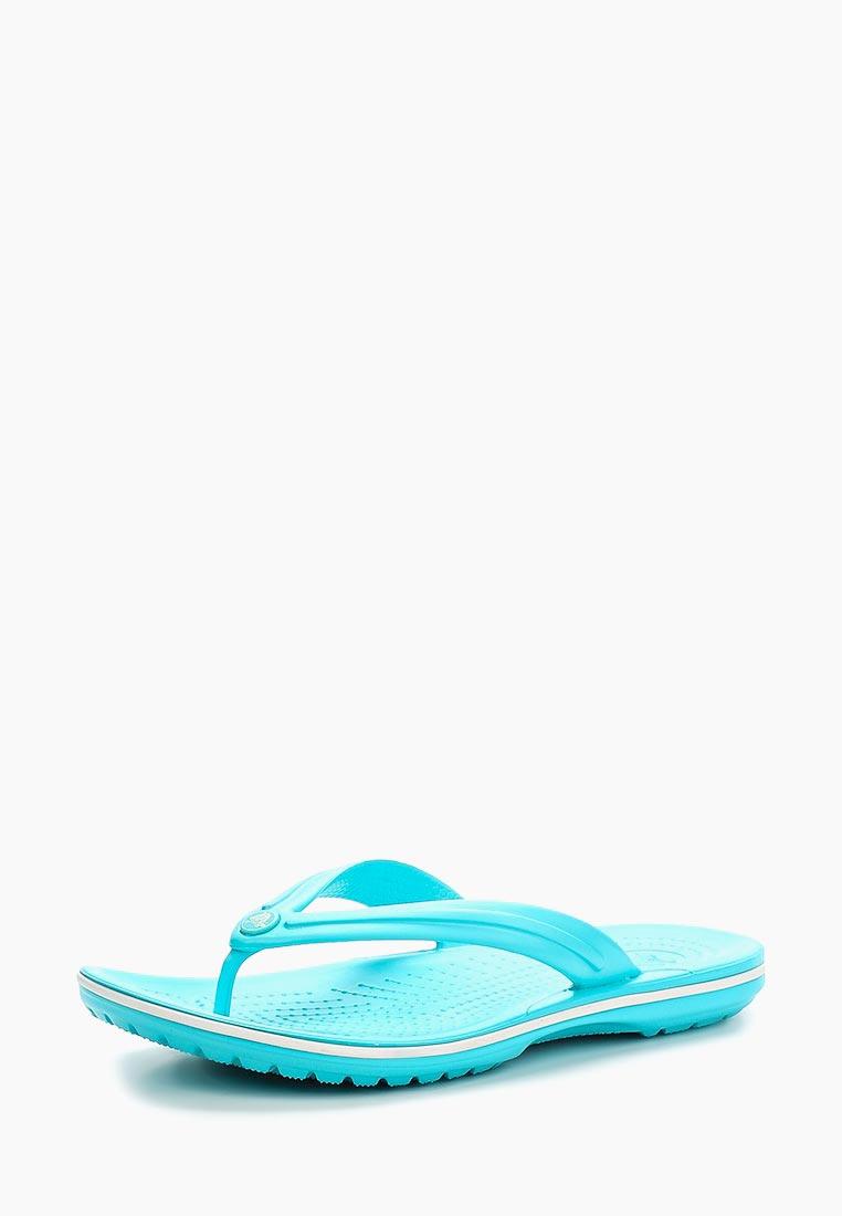 Женские сланцы Crocs (Крокс) 11033