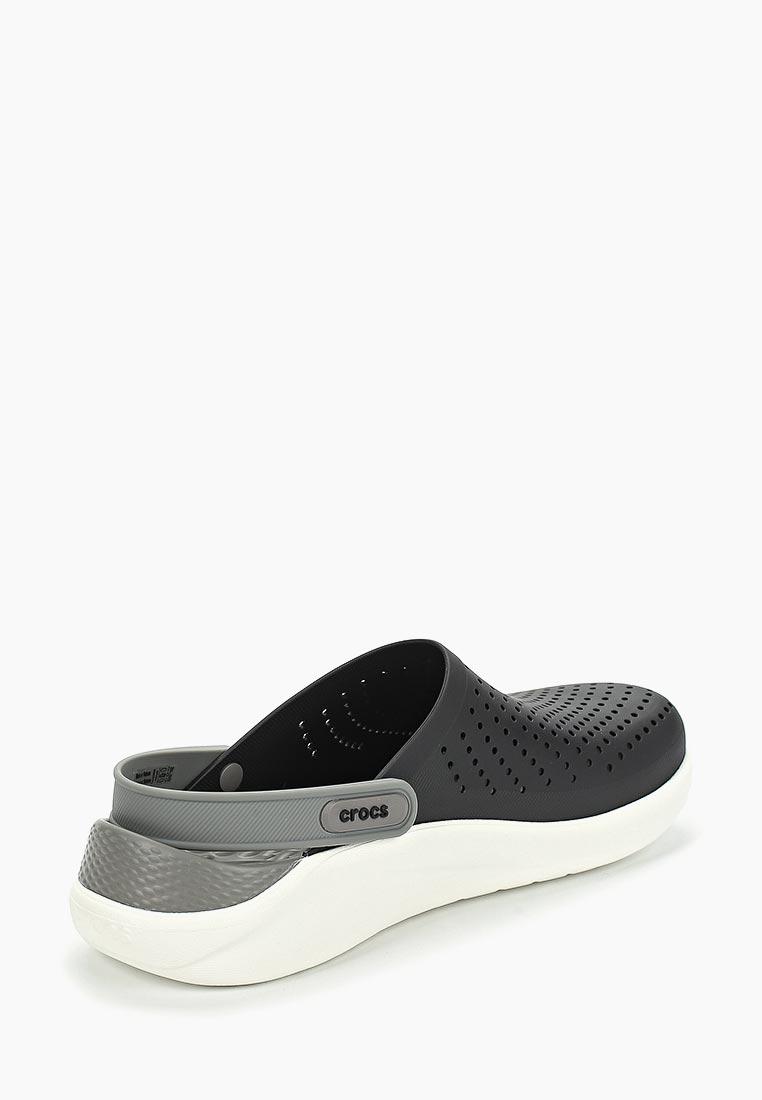 Мужская резиновая обувь Crocs (Крокс) 204592: изображение 3