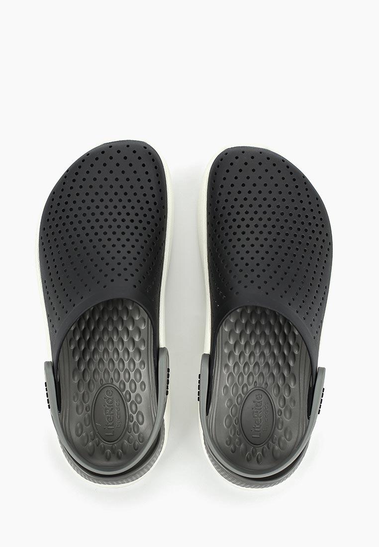 Мужская резиновая обувь Crocs (Крокс) 204592: изображение 4