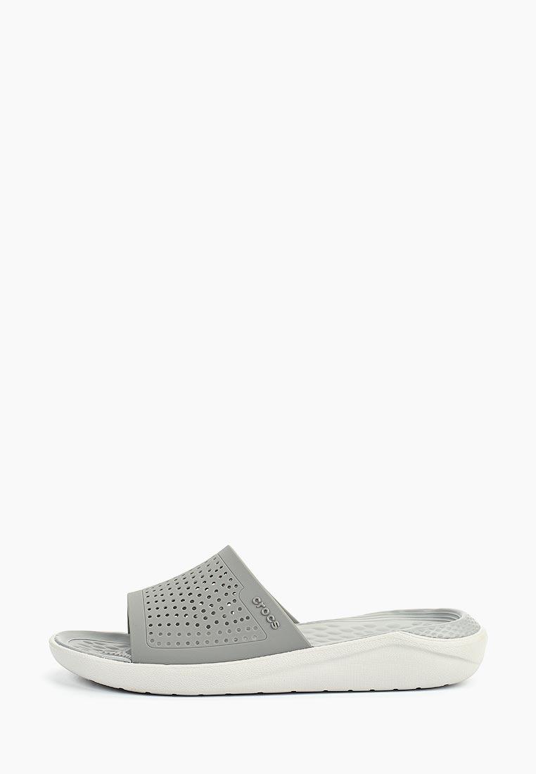 Женская резиновая обувь Crocs (Крокс) 205183