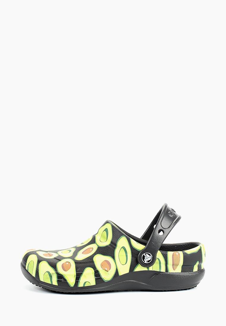 Женская резиновая обувь Crocs (Крокс) 204044