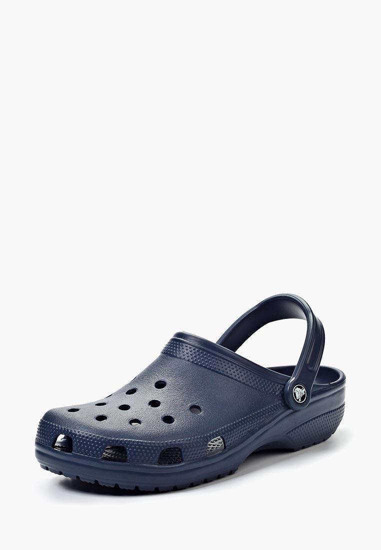 Мужские сандалии Crocs (Крокс) 10001