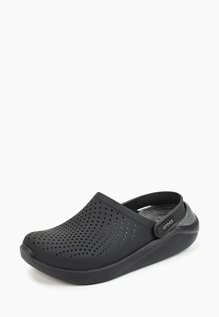 Мужская резиновая обувь Crocs (Крокс) 204592: изображение 7