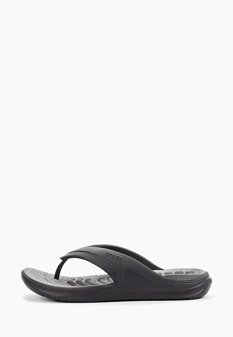 Мужские сланцы Crocs (Крокс) 205545
