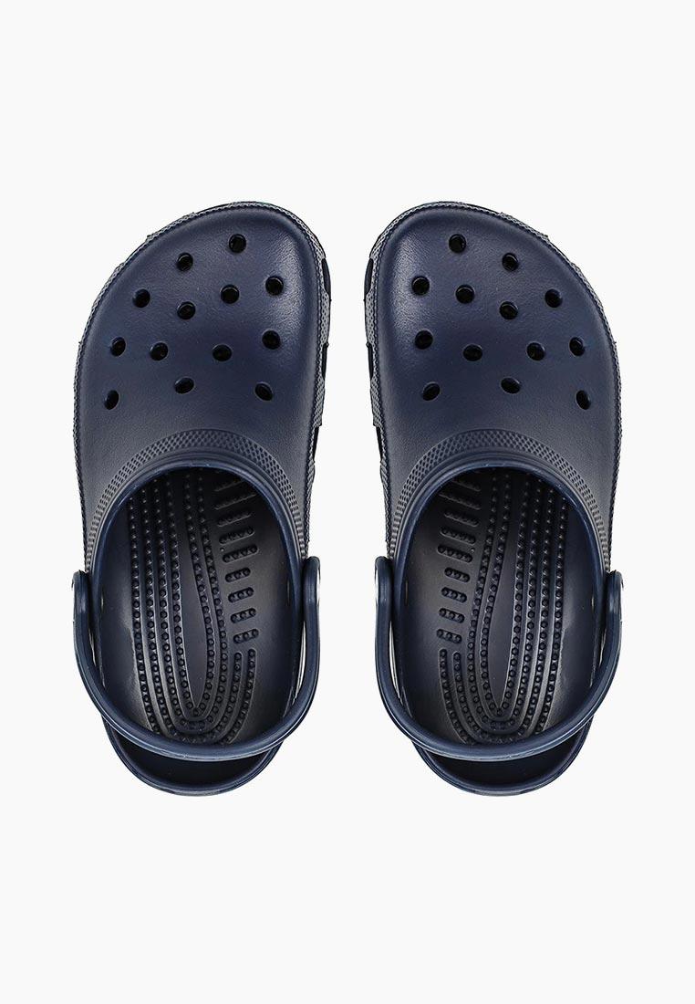 Мужская резиновая обувь Crocs (Крокс) 10001-410