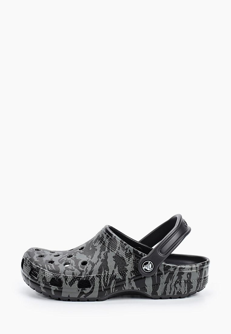 Женская резиновая обувь Crocs (Крокс) 206454