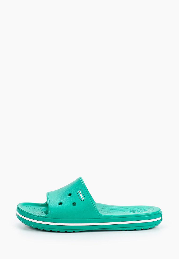 Мужские сланцы Crocs (Крокс) 205733