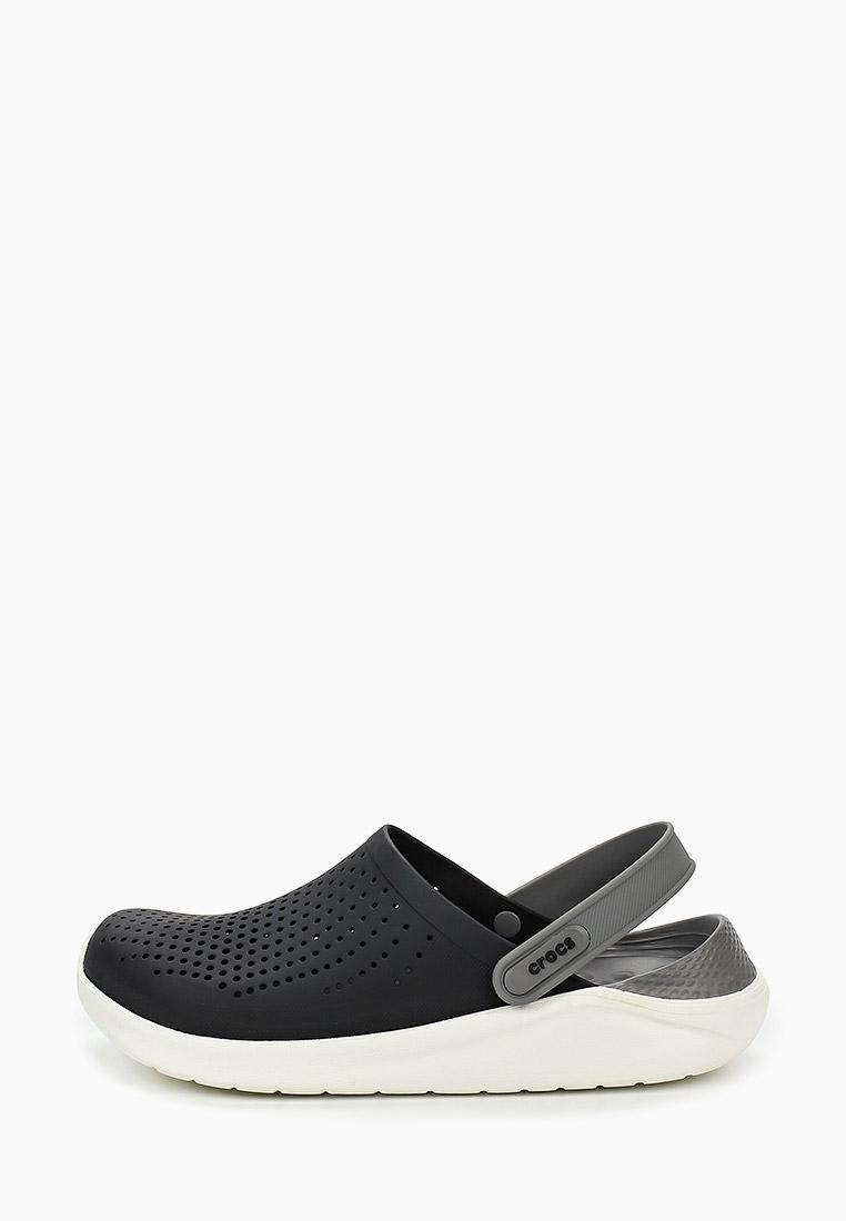Мужская резиновая обувь Crocs (Крокс) 204592: изображение 11