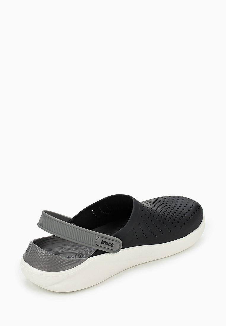 Мужская резиновая обувь Crocs (Крокс) 204592: изображение 16