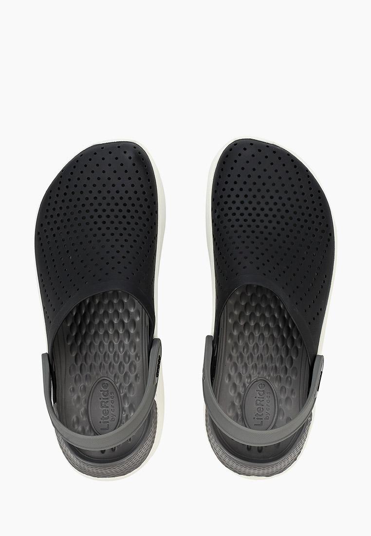 Мужская резиновая обувь Crocs (Крокс) 204592: изображение 17