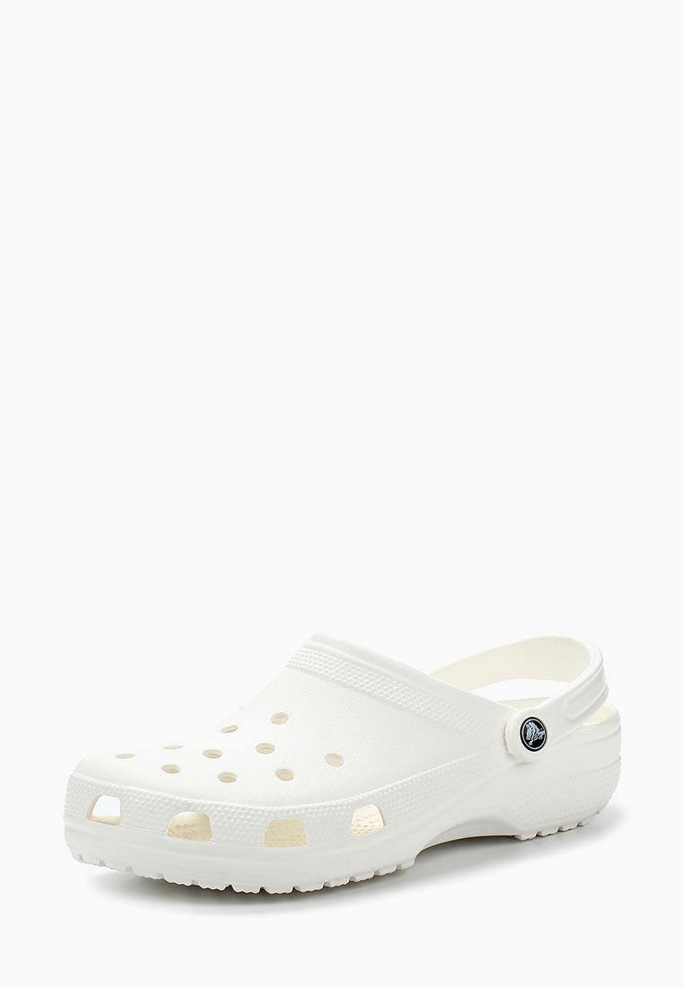 Женская резиновая обувь Crocs (Крокс) 10001-100: изображение 5