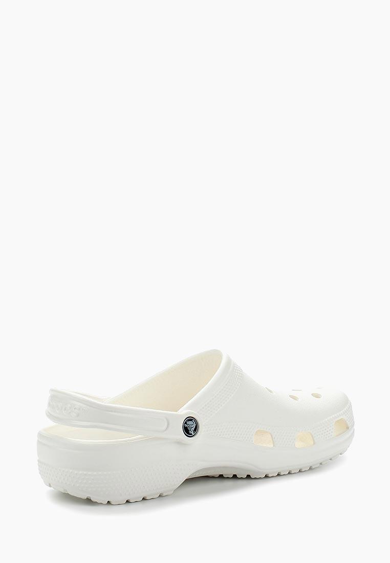Женская резиновая обувь Crocs (Крокс) 10001-100: изображение 6