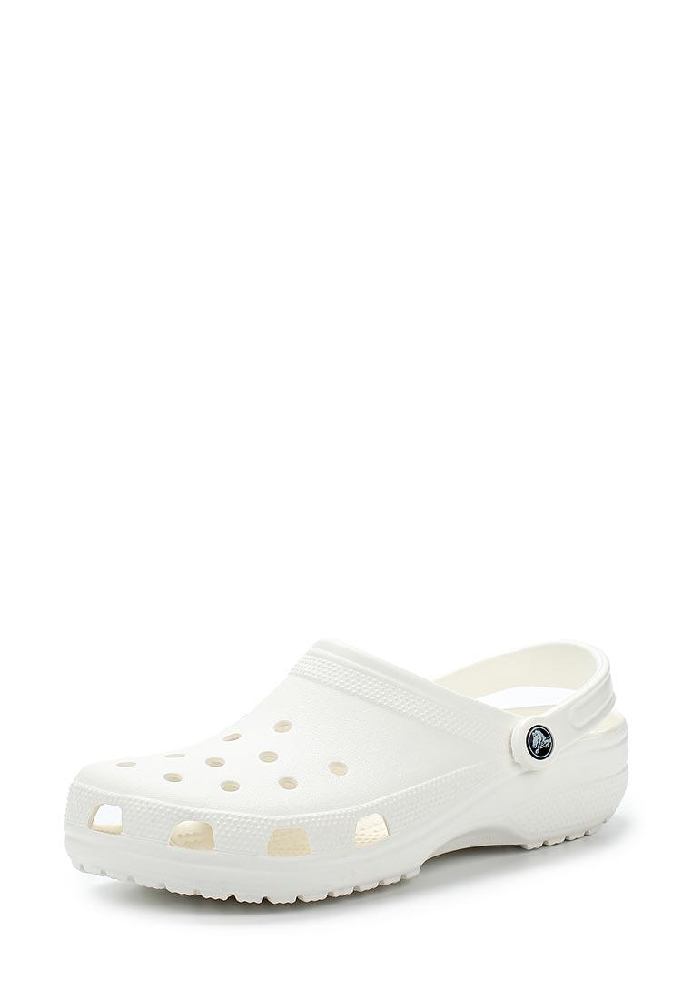Женская резиновая обувь Crocs (Крокс) 10001-100: изображение 12