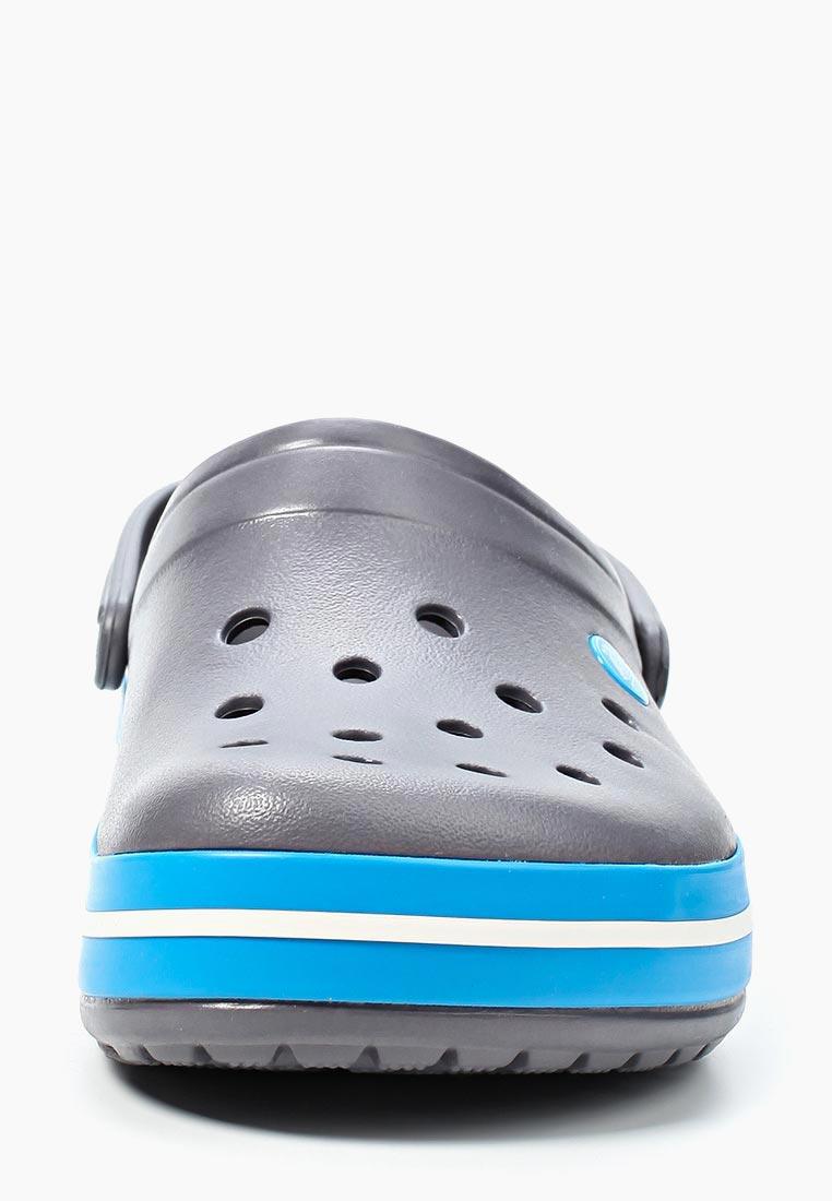 Мужская резиновая обувь Crocs (Крокс) 11016: изображение 4