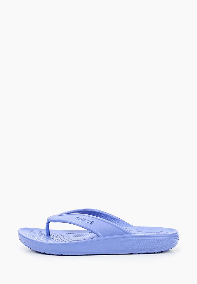 Женские сланцы Crocs (Крокс) 206119